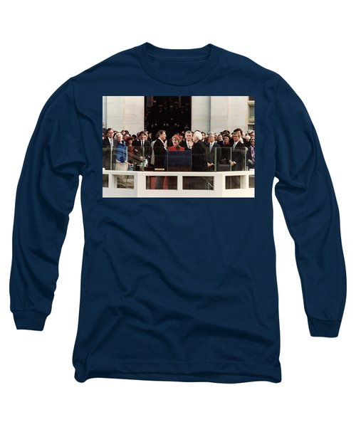Ronald Reagan Inauguration - 1981 Long Sleeve T-Shirt