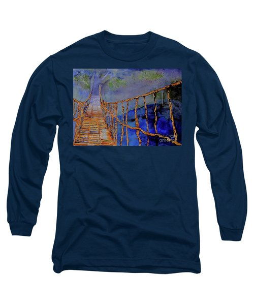 Rope Bridge Long Sleeve T-Shirt