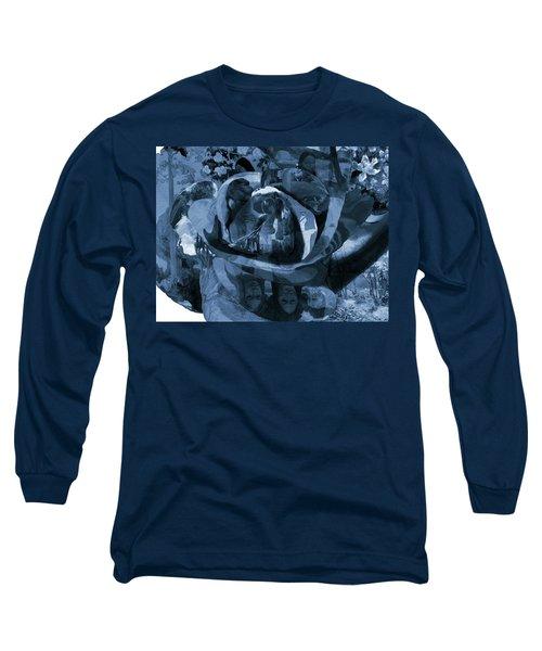Rose No 1 Long Sleeve T-Shirt