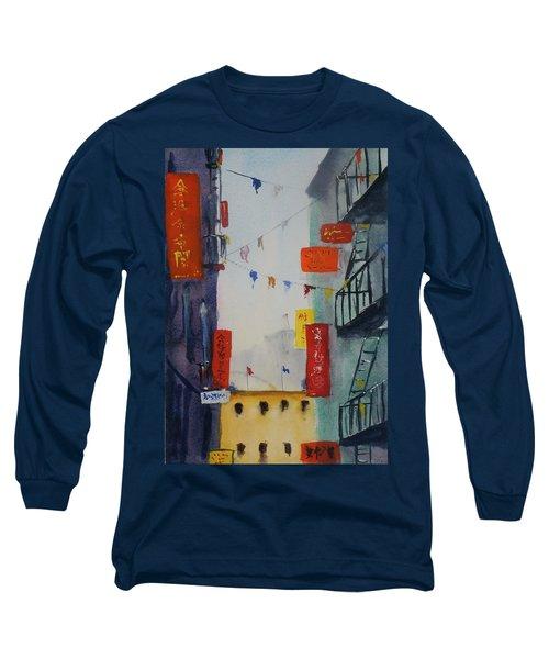 Ross Alley1 Long Sleeve T-Shirt