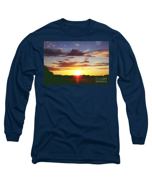 Rossington Sunset 2 Long Sleeve T-Shirt