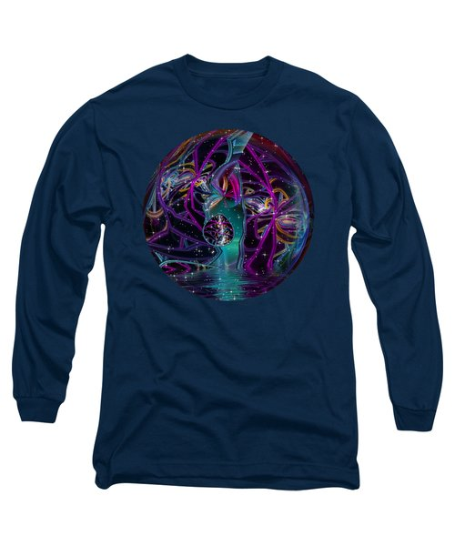 Round 25... Neon Long Sleeve T-Shirt