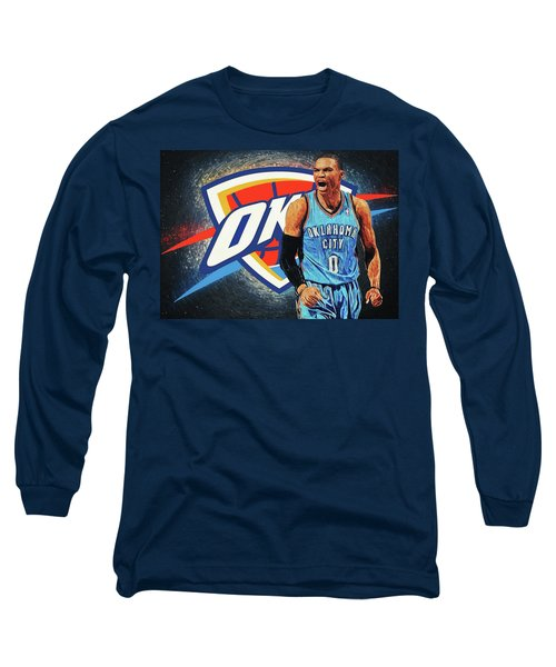 Russell Westbrook Long Sleeve T-Shirt