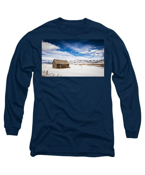 Rustic Shack Long Sleeve T-Shirt