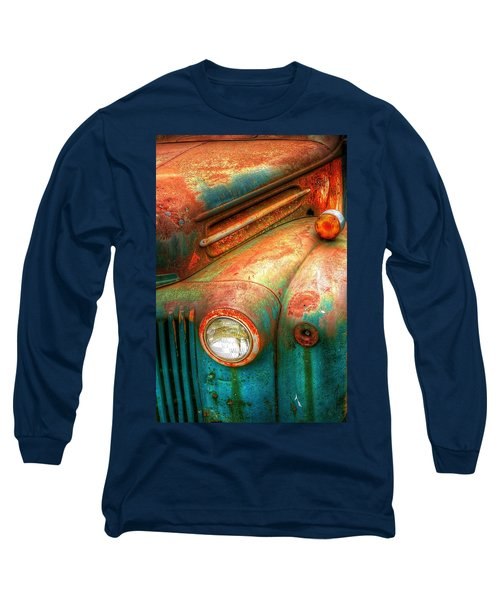 Rusty Old Ford Long Sleeve T-Shirt