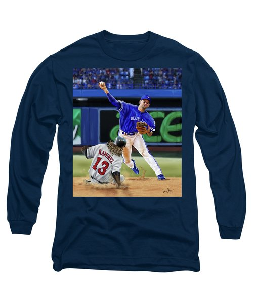 Ryan Goins Long Sleeve T-Shirt