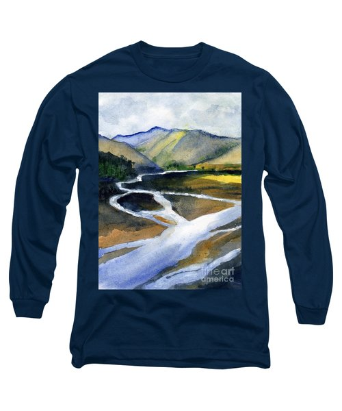 Sacramento River Delta Long Sleeve T-Shirt