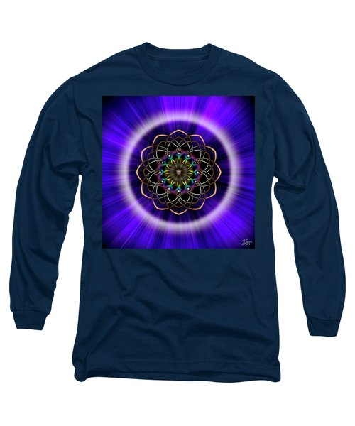 Sacred Geometry 242 Long Sleeve T-Shirt