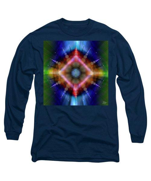 Sacred Geometry 645 Long Sleeve T-Shirt