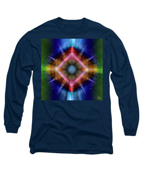Sacred Geometry 645 Long Sleeve T-Shirt