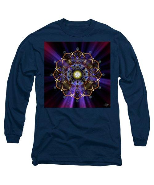 Sacred Geometry 647 Long Sleeve T-Shirt