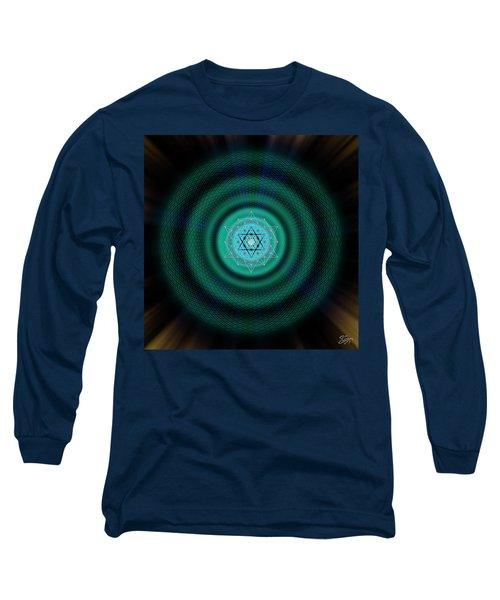 Sacred Geometry 651 Long Sleeve T-Shirt