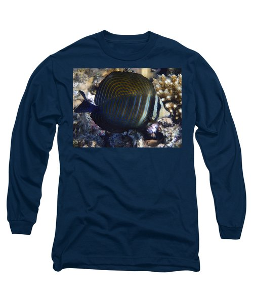 Sailfin Tang  Long Sleeve T-Shirt