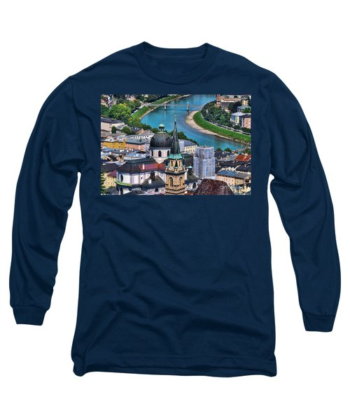 Salzburg Austria Europe Long Sleeve T-Shirt