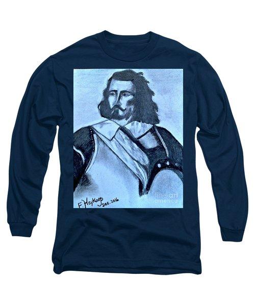 Samuel De Champlain Long Sleeve T-Shirt