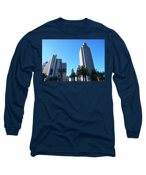 San Francisco Embarcadero Center Long Sleeve T-Shirt