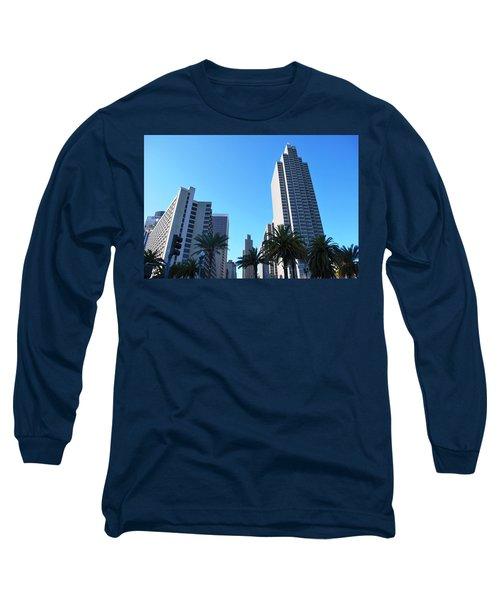 San Francisco Embarcadero Center Long Sleeve T-Shirt