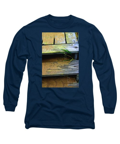Sand  And  Steps  Long Sleeve T-Shirt