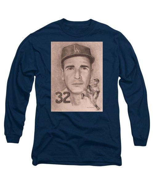 Sandy Koufax Long Sleeve T-Shirt