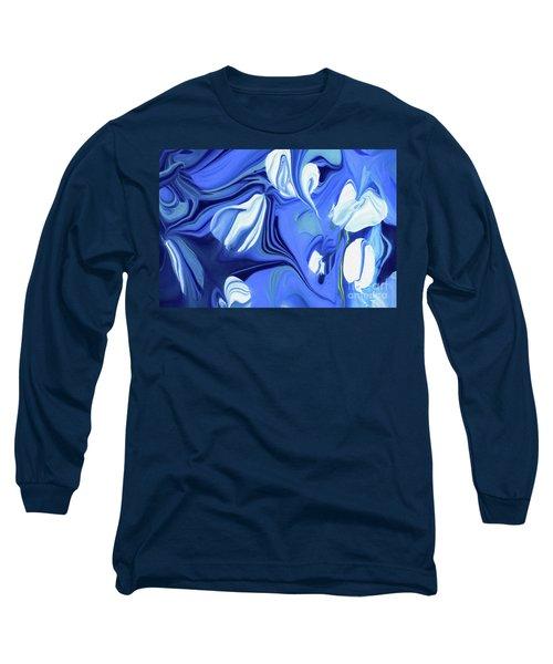 Sapphire Dreams Long Sleeve T-Shirt