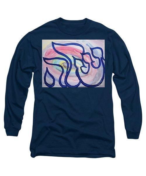 Sarah Nf2-123b Long Sleeve T-Shirt