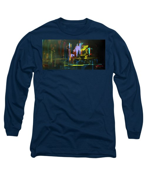 Saturday Night Long Sleeve T-Shirt