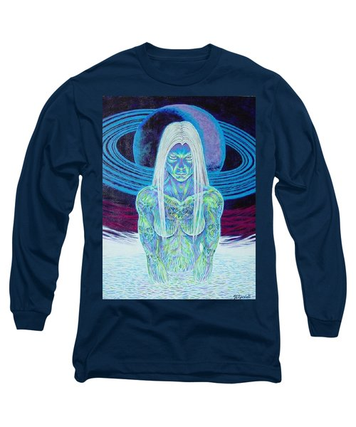 Saturn Sister Long Sleeve T-Shirt