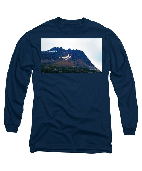 Sawtooth Alaska Long Sleeve T-Shirt
