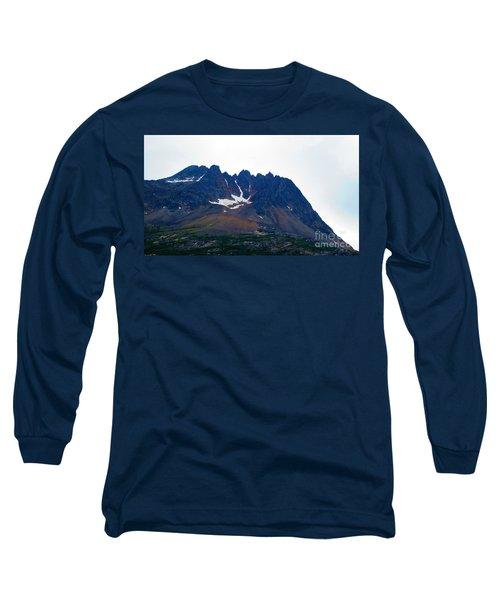 Sawtooth Alaska Long Sleeve T-Shirt