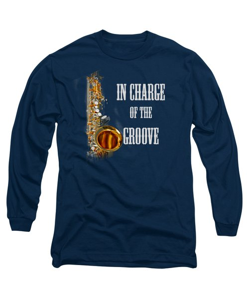 Saxophones In Charge Of The Groove 5531.02 Long Sleeve T-Shirt