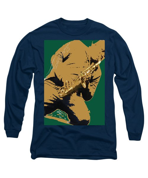 Saxual Passion Long Sleeve T-Shirt