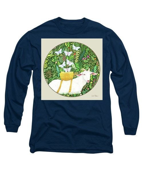 Scapegoat Button Long Sleeve T-Shirt