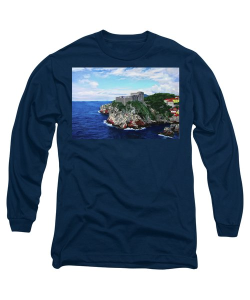 Fort St Lawrence Game Of Thrones Long Sleeve T-Shirt