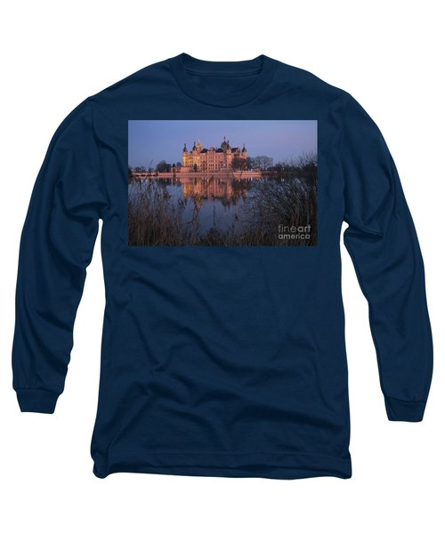Schwerin Castle 2 Long Sleeve T-Shirt