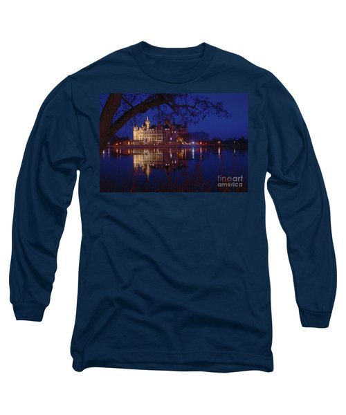 Schwerin Castle 5 Long Sleeve T-Shirt