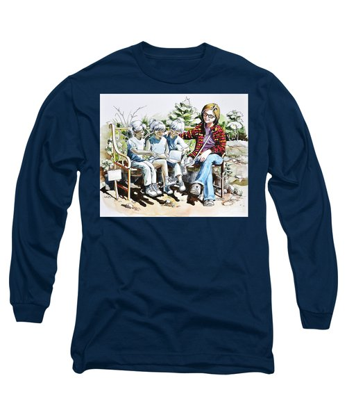 Lasting Pupils Long Sleeve T-Shirt
