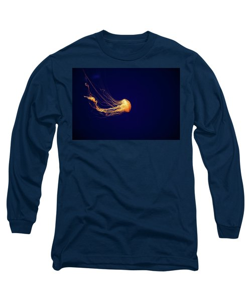 Sea Nettle Dance Long Sleeve T-Shirt