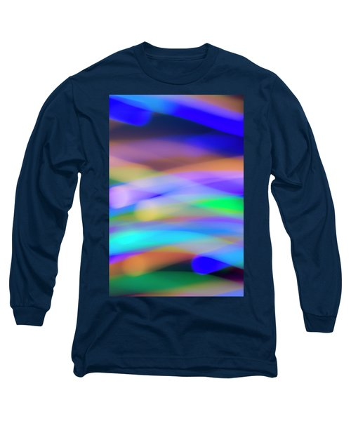 Long Sleeve T-Shirt featuring the photograph Sea School by Shara Weber