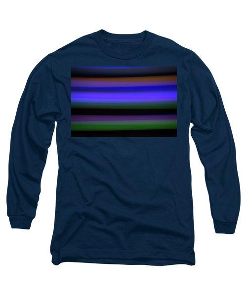 Sea Stripes Long Sleeve T-Shirt