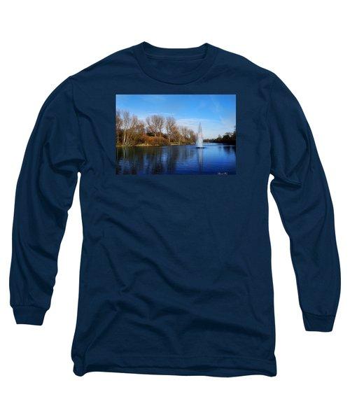 Seasons Long Sleeve T-Shirt by Bernd Hau