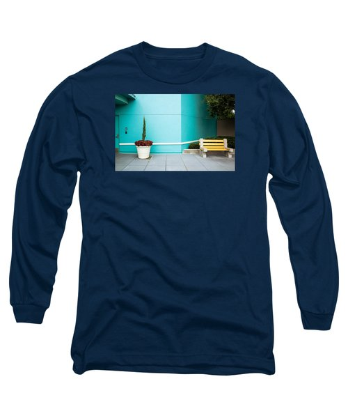 Seated Long Sleeve T-Shirt