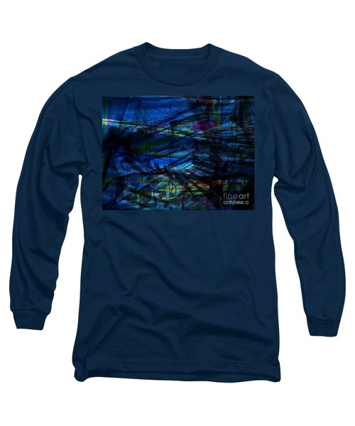Seaweed And Other Creatures Long Sleeve T-Shirt