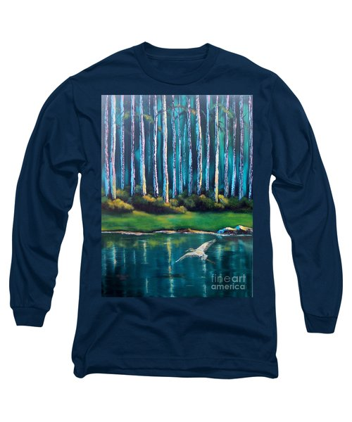 Secluded II Long Sleeve T-Shirt