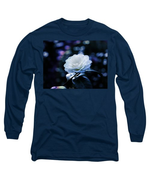 Secrets Of Nature Long Sleeve T-Shirt by Bernd Hau