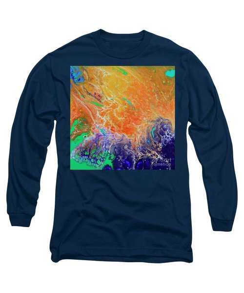 Deep Space Impressions 1 Long Sleeve T-Shirt