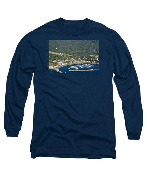 Seldovia Alaska Long Sleeve T-Shirt