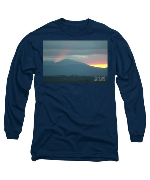Long Sleeve T-Shirt featuring the photograph Sendoff by Brian Boyle