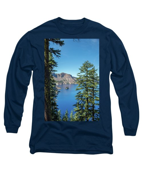 Serene Pines Long Sleeve T-Shirt