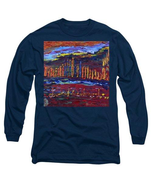 Shanah Tovah Long Sleeve T-Shirt