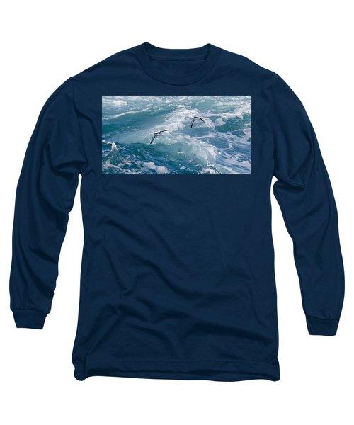Shearwaters Long Sleeve T-Shirt